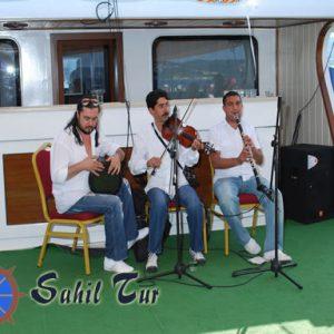 İstanbul Tekne Turu