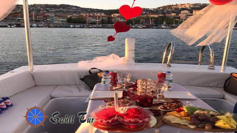 Teknede Doğum Günü