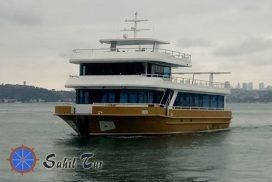 1 nolu Kiralık Davet Teknesi