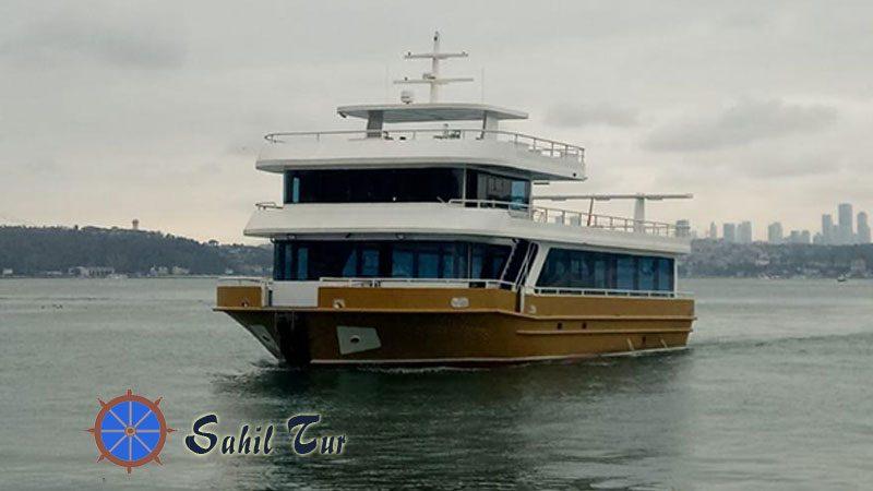 1 nolu Kiralık Tekne