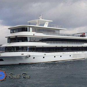 10 nolu Kiralık Tekne