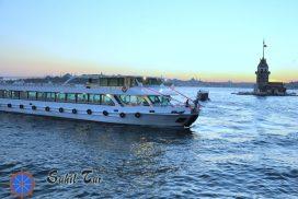 11 nolu Kiralık Davet Teknesi