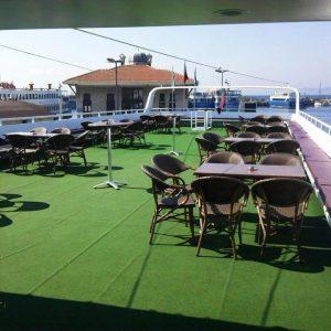 15 Kiralık Tur Teknesi