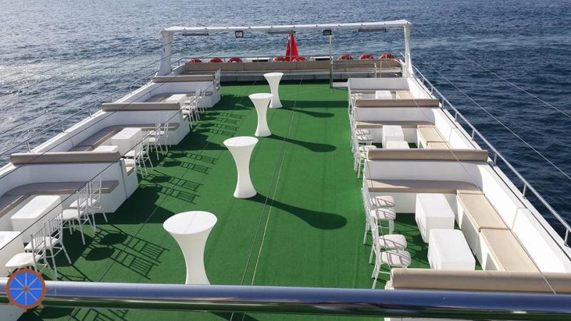 16 Kiralık Tur Teknesi