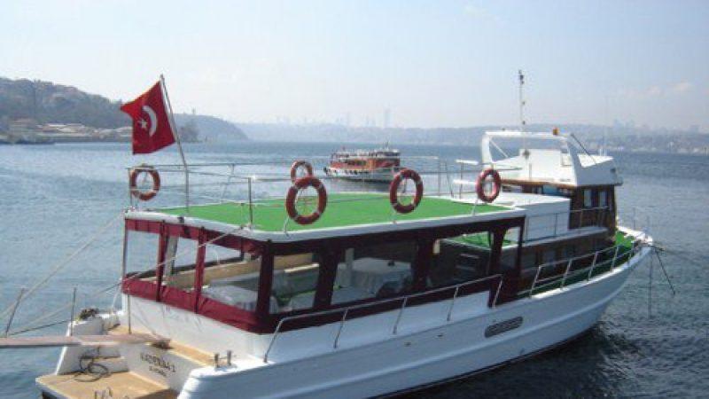 26 nolu Gezi Teknesi