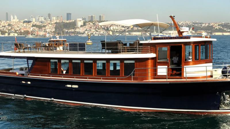 27 nolu Gezi Teknesi