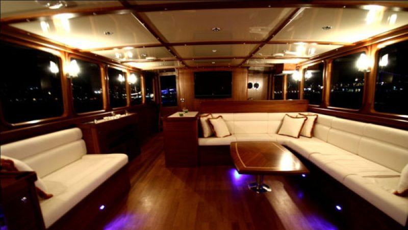 28 Nolu Kiralık Tekne