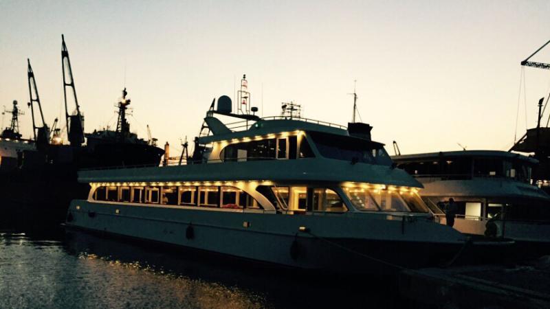 4 nolu Kiralık Tekne