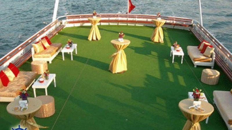 5 nolu Kiralık Tekne