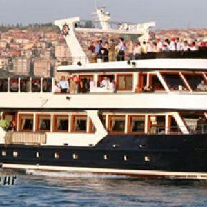 6 nolu Kiralık Tekne