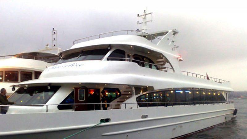 7 nolu Kiralık Tekne