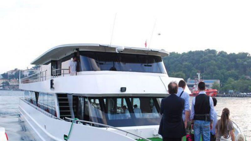 8 nolu Kiralık Tekne