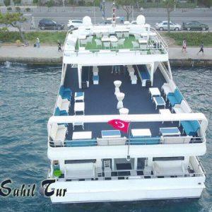 9 nolu Kiralık Tekne