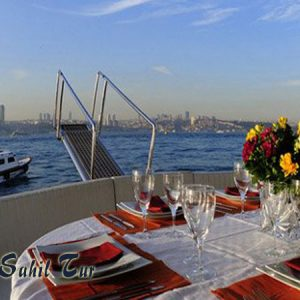Bosphorus Tours by Yacht